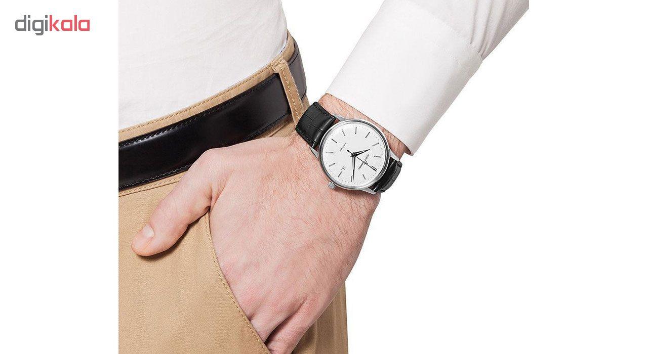 کد تخفیف                                      ساعت مچی عقربه ای ژاک لمن مدل N-213A
