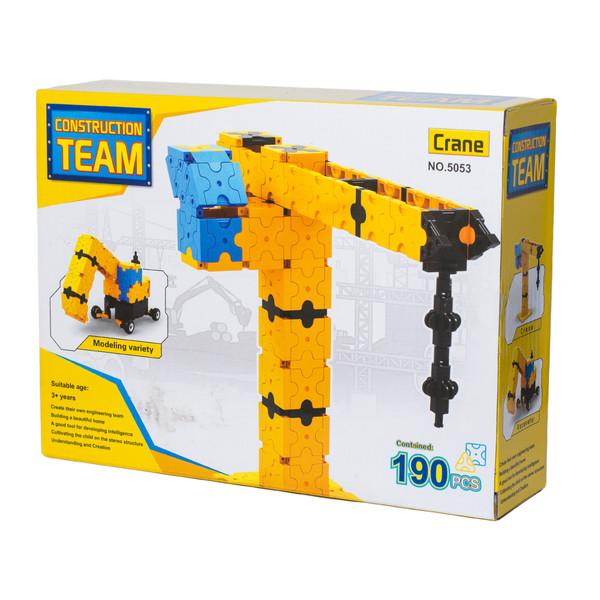 ساختنی کانستراکشن تیم مدل Crane 5053