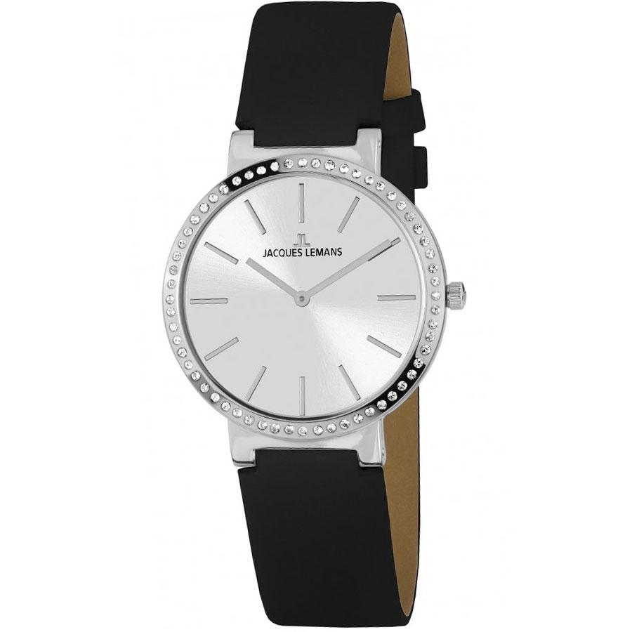 ساعت مچی عقربه ای زنانه ژاک لمن مدل 1-2015A