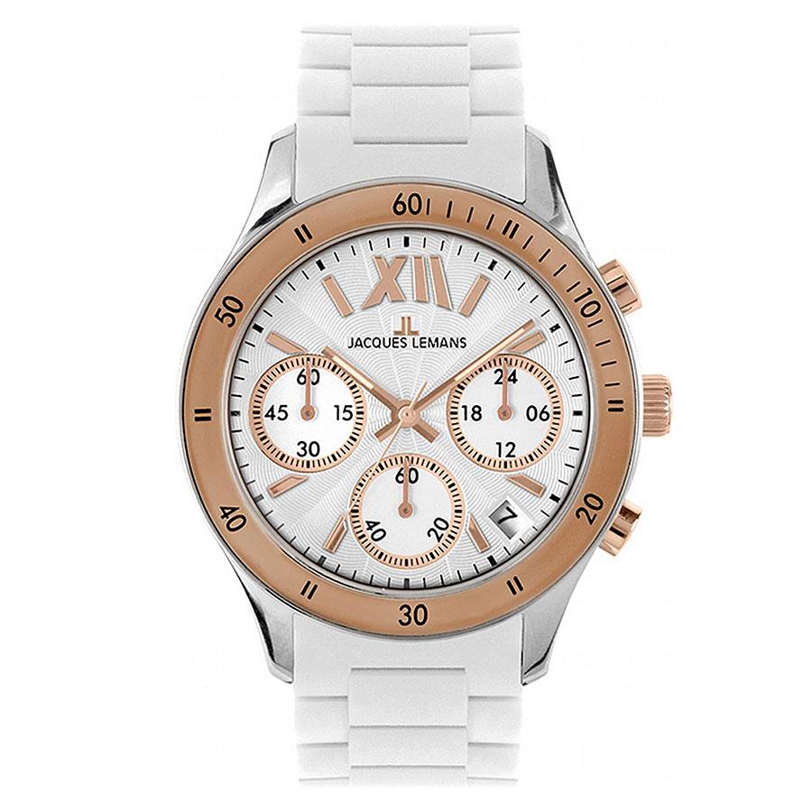 ساعت مچی عقربه ای مردانه ژاک لمن مدل 1-1586R