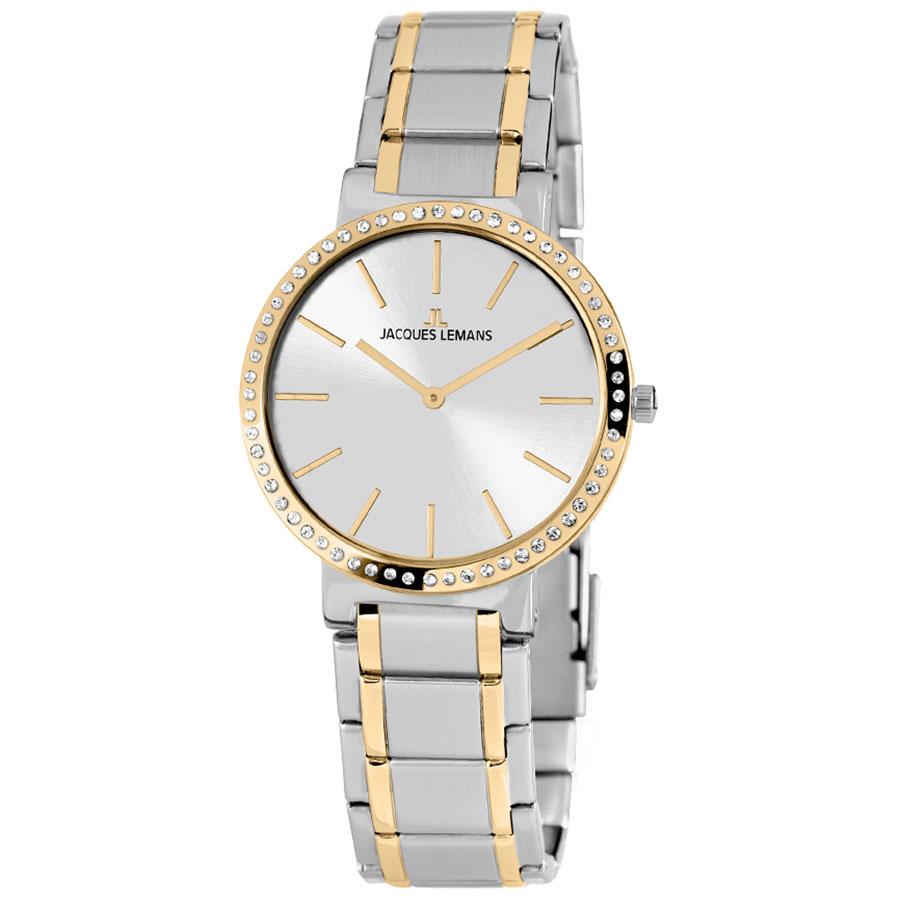 کد تخفیف                                      ساعت مچی عقربه ای زنانه ژاک لمن مدل 1-2016B