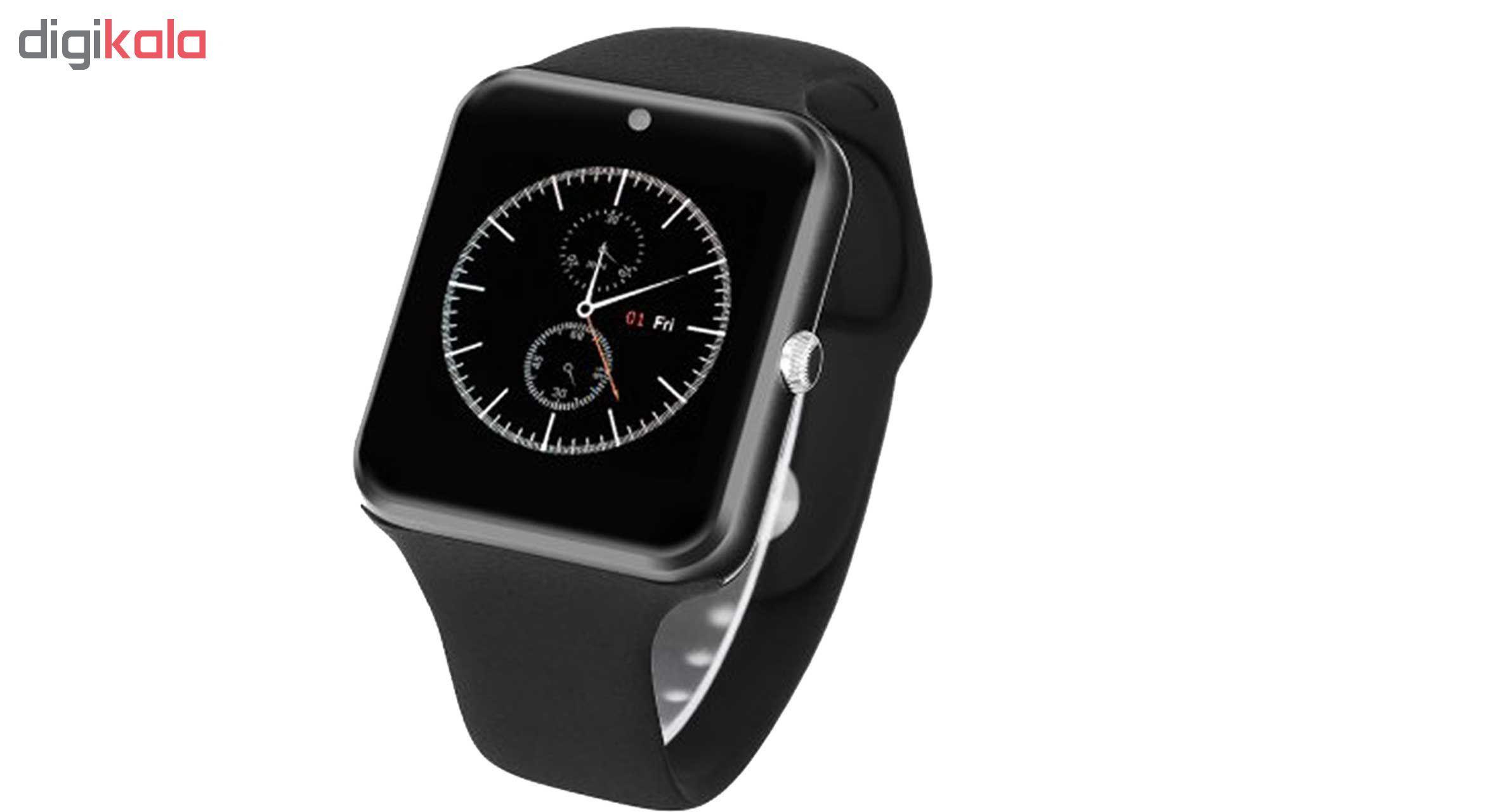 ساعت هوشمند مدل Q7sp همراه محافظ صفحه نمایش شیدتگ main 1 1