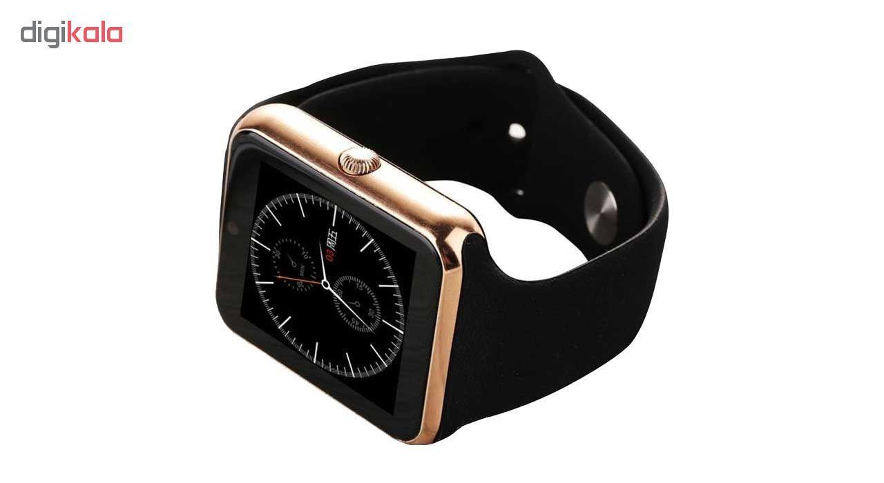 ساعت هوشمند مدل Q7sp همراه محافظ صفحه نمایش شیدتگ main 1 3