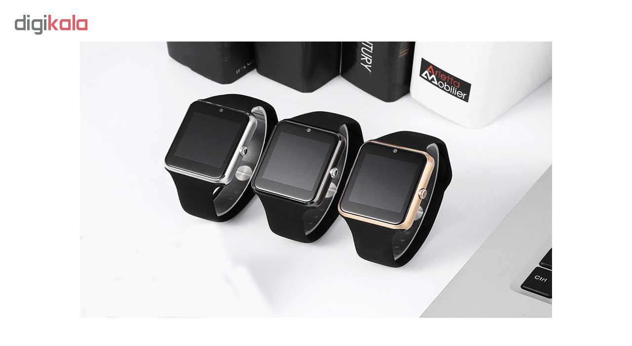 ساعت هوشمند مدل Q7sp همراه محافظ صفحه نمایش شیدتگ main 1 4