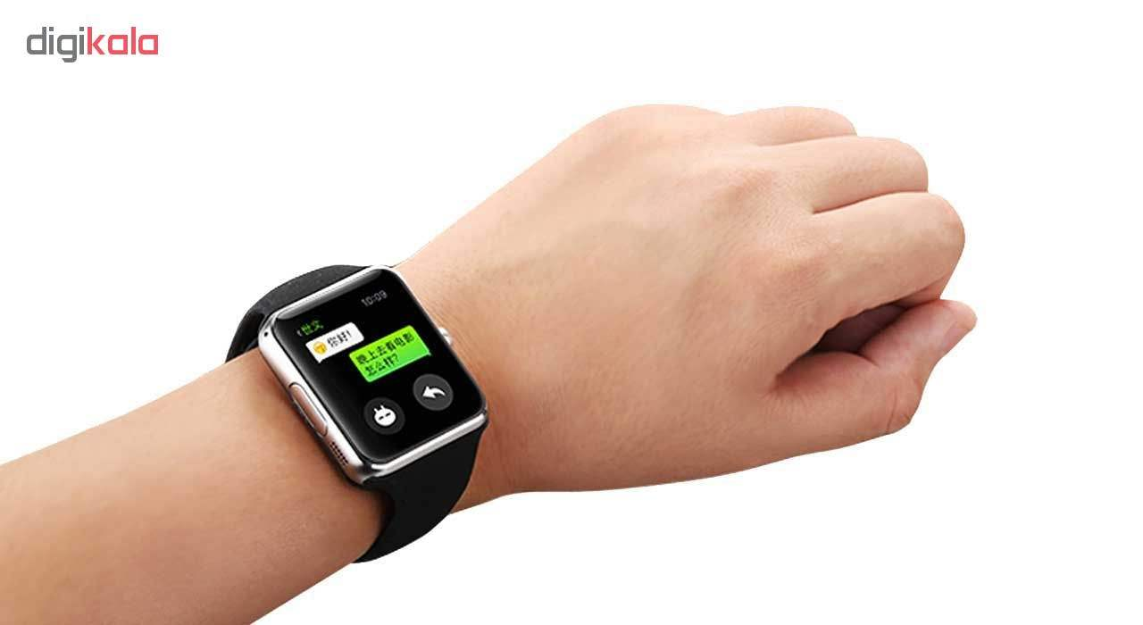 ساعت هوشمند مدل Q7sp همراه محافظ صفحه نمایش شیدتگ main 1 12