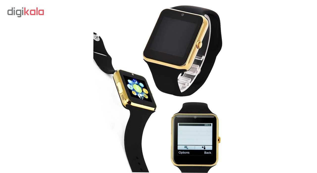 ساعت هوشمند مدل Q7sp همراه محافظ صفحه نمایش شیدتگ main 1 5