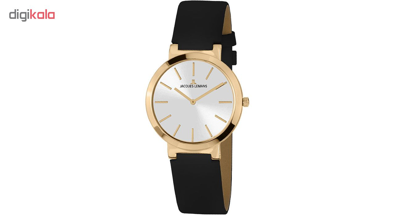 کد تخفیف                                      ساعت مچی عقربه ای زنانه ژاک لمن مدل 1-1997J