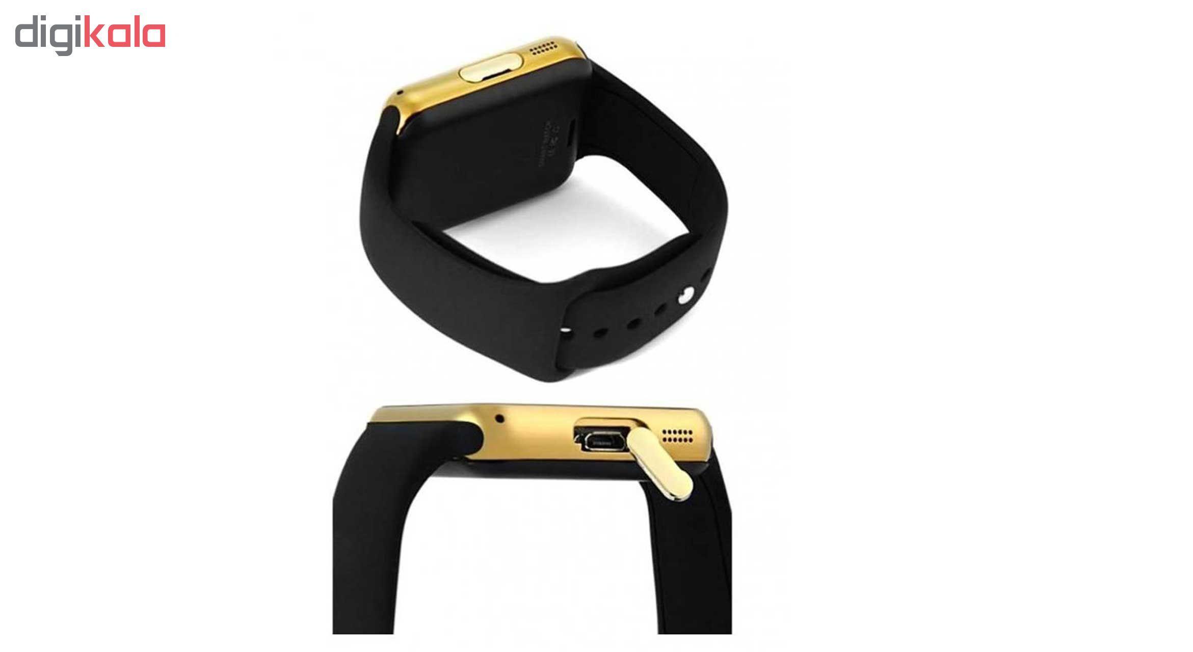 ساعت هوشمند مدل Q7sp همراه محافظ صفحه نمایش شیدتگ main 1 6