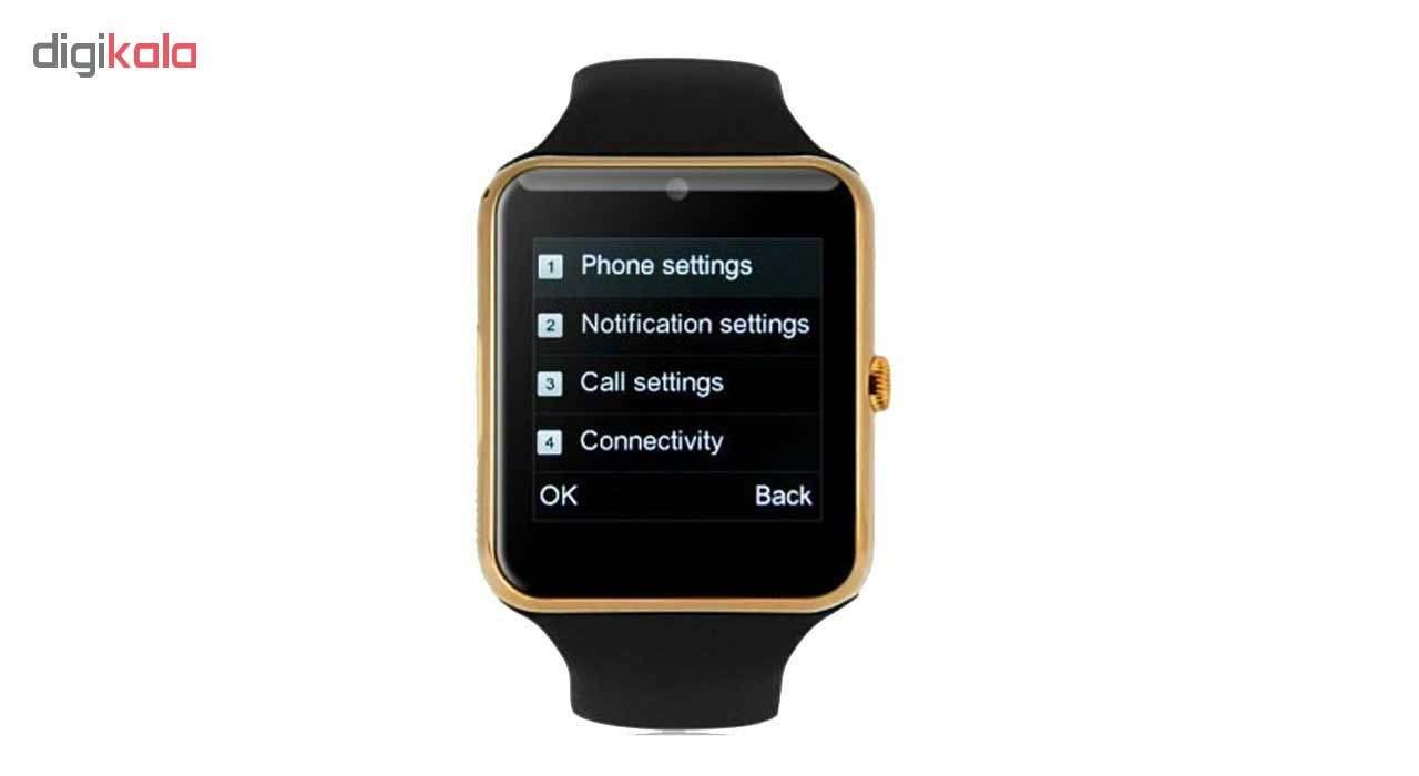 ساعت هوشمند مدل Q7sp همراه محافظ صفحه نمایش شیدتگ main 1 7