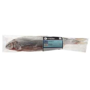 ماهی سفید دریای خزر شکم خالی کیان ماهی خزر مقدار 850 گرم