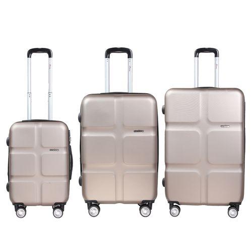 مجموعه سه عددی چمدان اور استرانگ مدل 70-4-1906