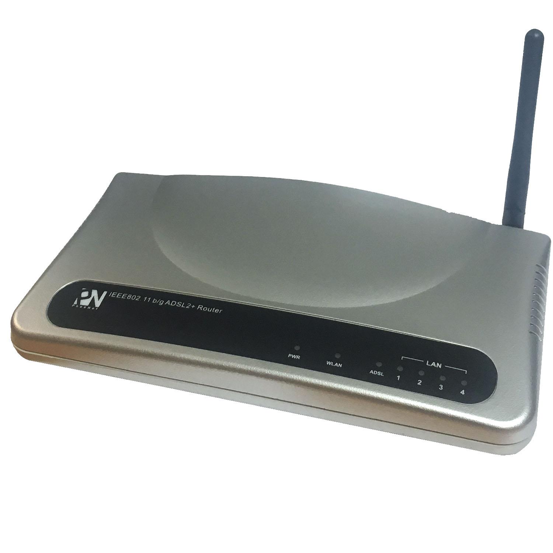 مودم روتر ADSL2 Plus بی سیم فی نت  مدل WBIG-634TRA