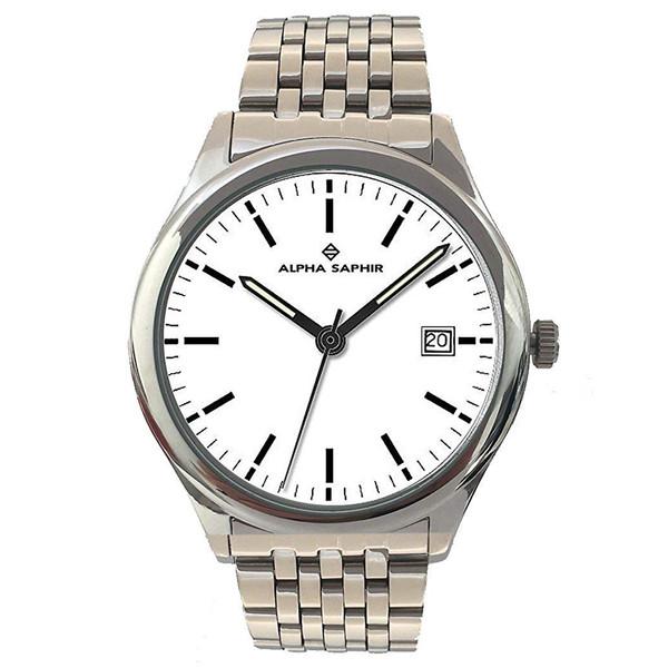 ساعت مچی عقربه ای مردانه آلفا سفیر مدل 310G