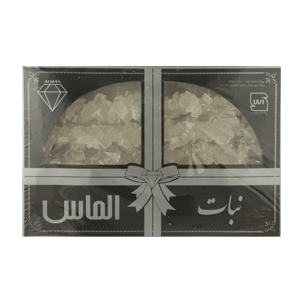 نبات سفید الماس وزن 700 گرم