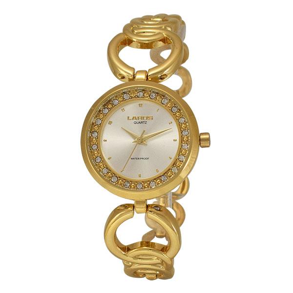 ساعت مچی عقربه ای زنانه لاروس مدل P277.116.3
