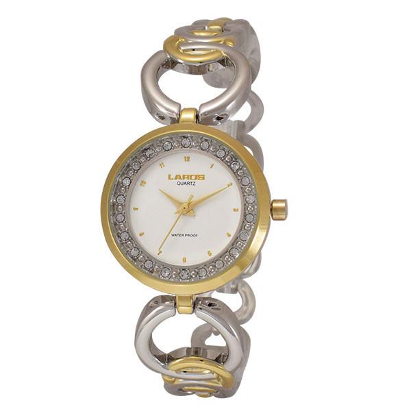 ساعت مچی عقربه ای زنانه لاروس مدل P277.116.2