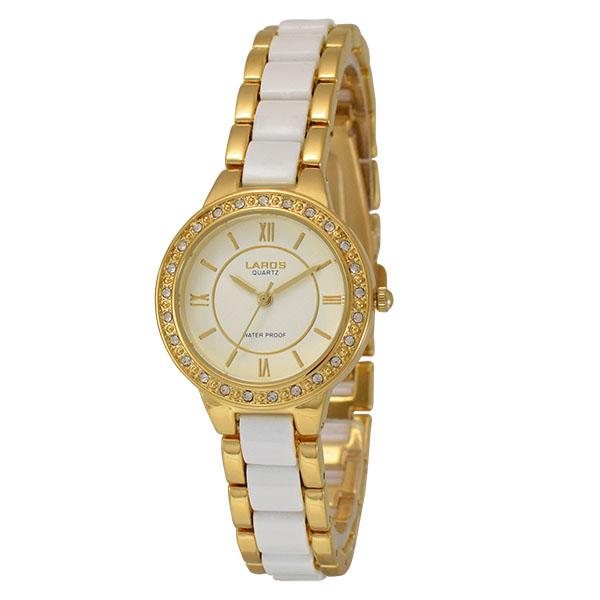 ساعت مچی عقربه ای زنانه لاروس مدل P277.113.1 54