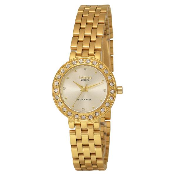 ساعت مچی عقربه ای زنانه لاروس مدل P277.111.2 18