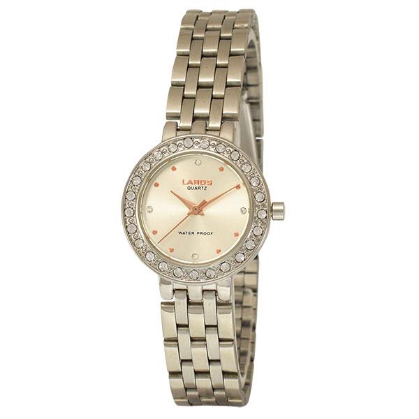 ساعت مچی عقربه ای زنانه لاروس مدل P277.111.1 49