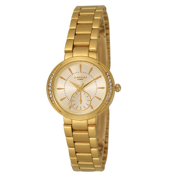 ساعت مچی عقربه ای زنانه لاروس مدل P277.110.2 20
