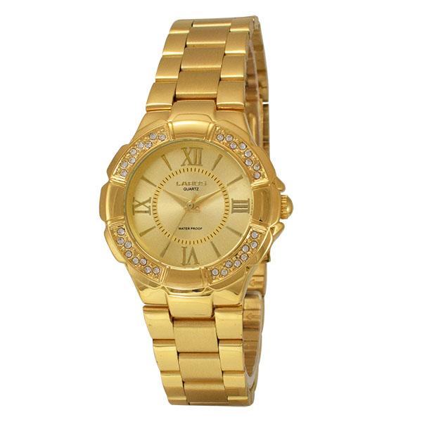 خرید ساعت مچی عقربه ای زنانه لاروس مدل P277.109.2