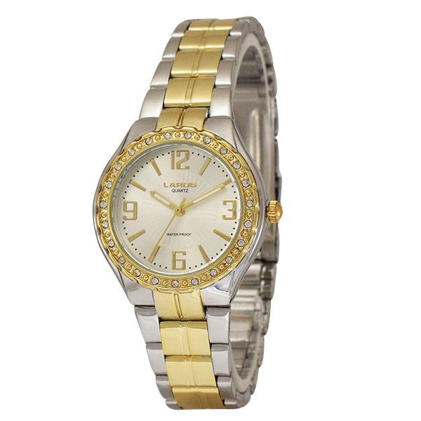 ساعت مچی عقربه ای زنانه لاروس مدل P277.108.1