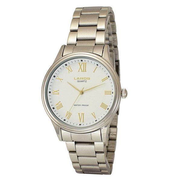 ساعت مچی عقربه ای مردانه لاروس مدل P277.107.1