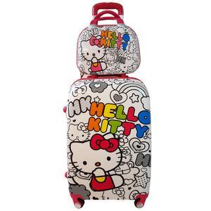 چمدان کودک مدل kity300