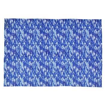 فرش پارچه ای گوشه سایز یک متر کد 13
