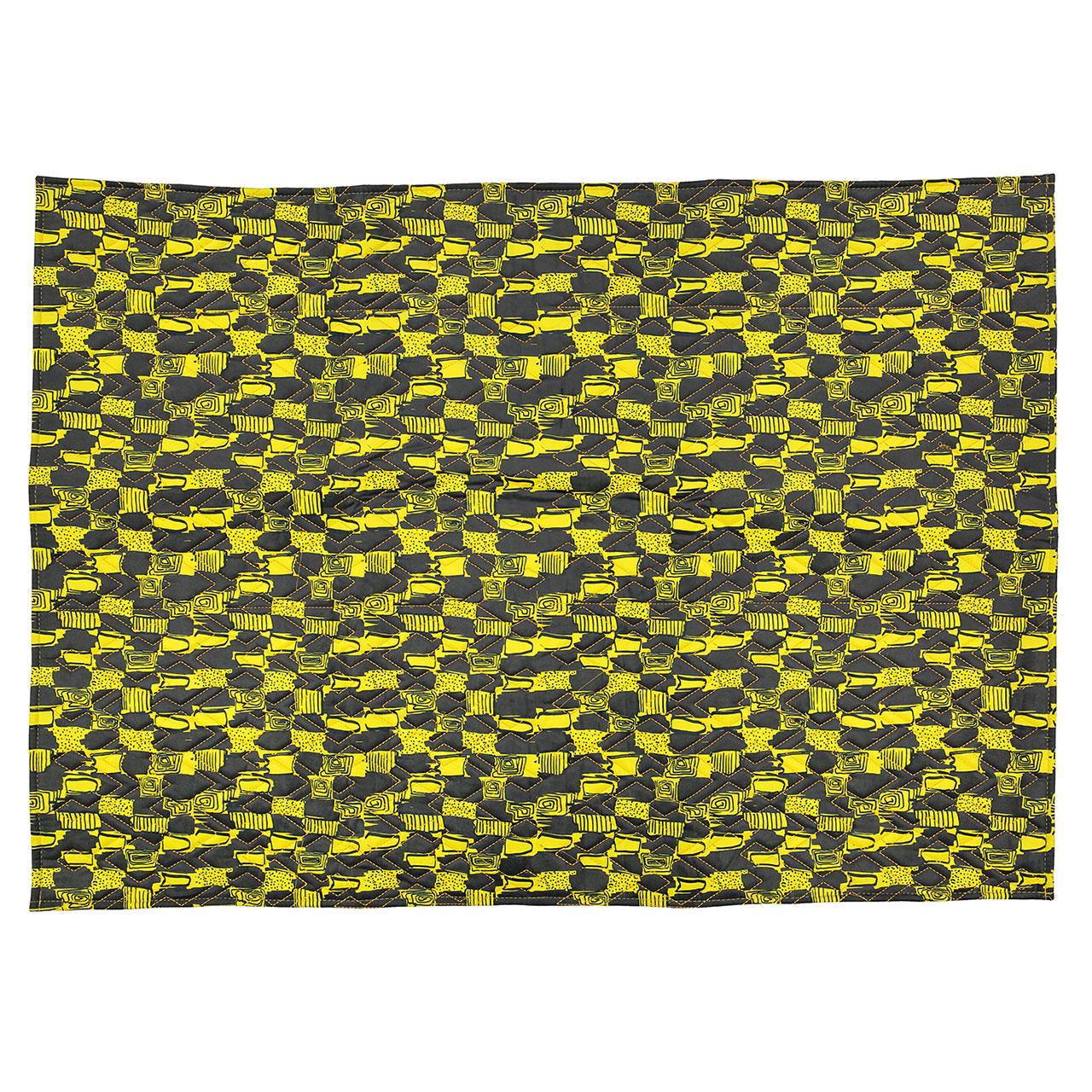 فرش پارچه ای گوشه سایز یک متر کد 25