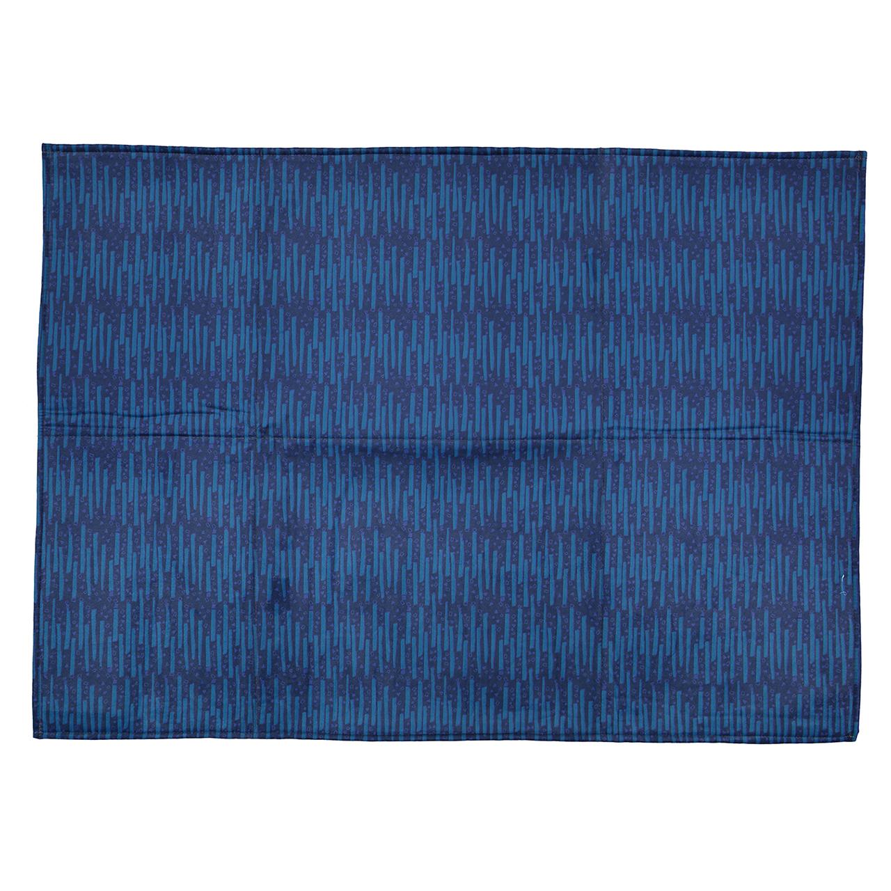 فرش پارچه ای گوشه سایز یک متر کد 27