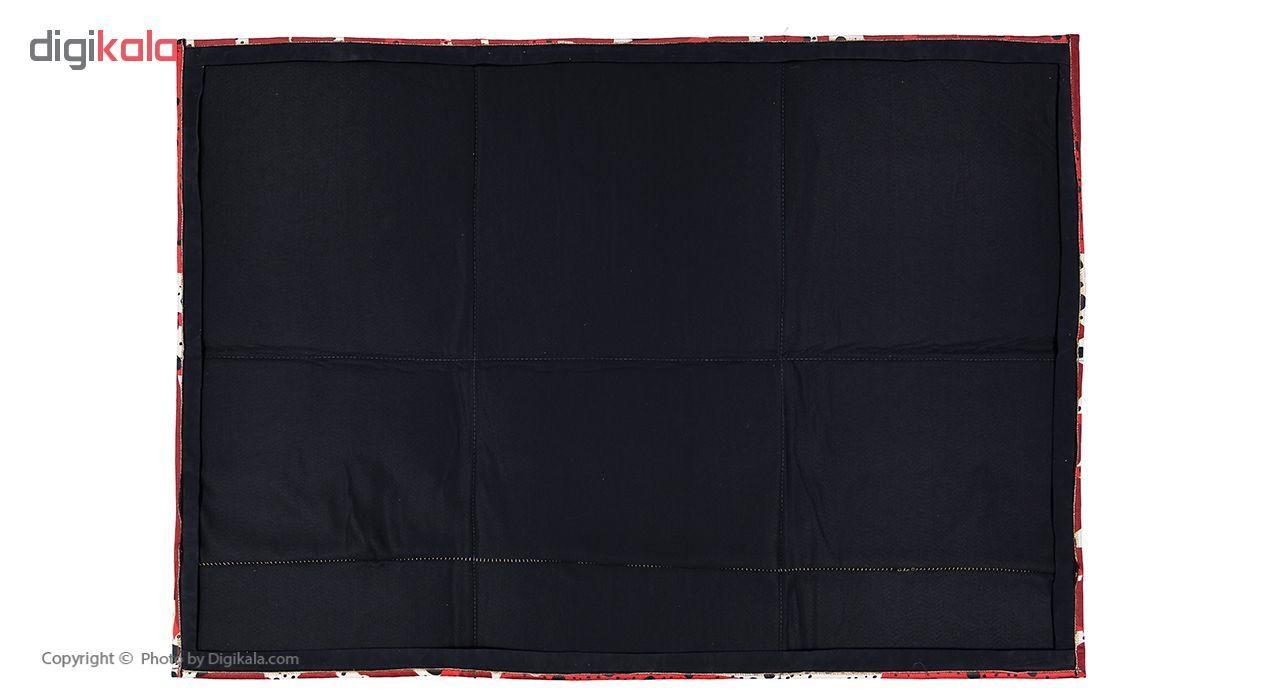 فرش پارچه ای گوشه سایز یک متر کد 32