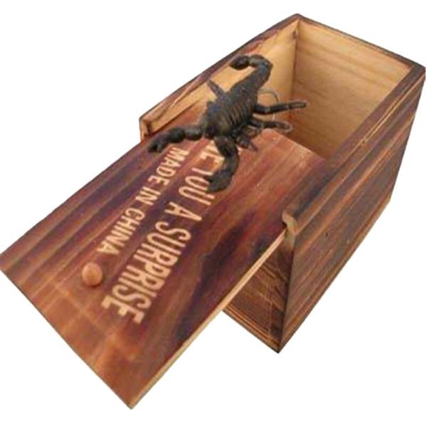 ابزار شوخی طرح جعبه حشرات مدل DSK.JH