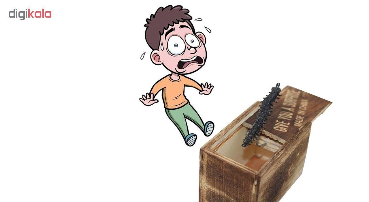 ابزار شوخی طرح جعبه حشرات مدل DSK.JH main 1 2