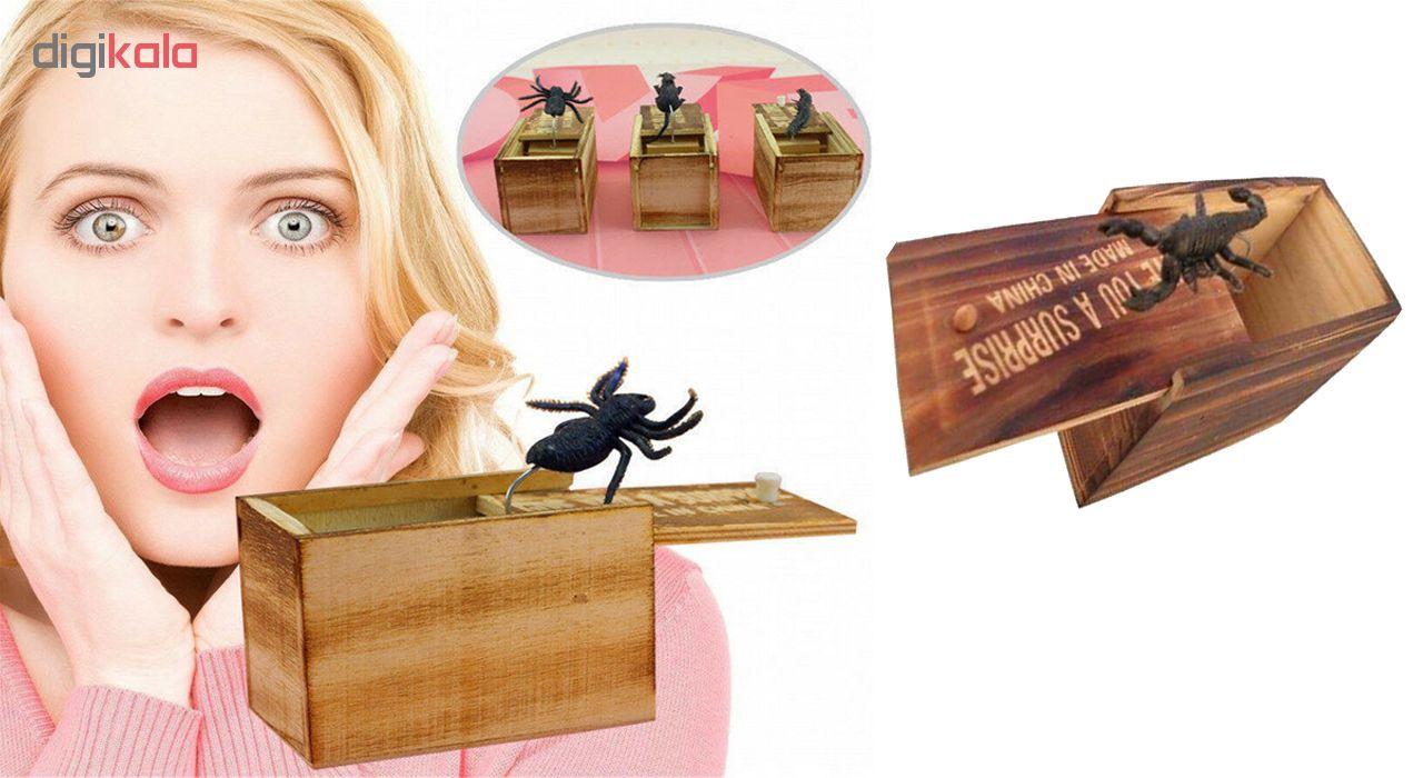 ابزار شوخی طرح جعبه حشرات مدل DSK.JH main 1 3