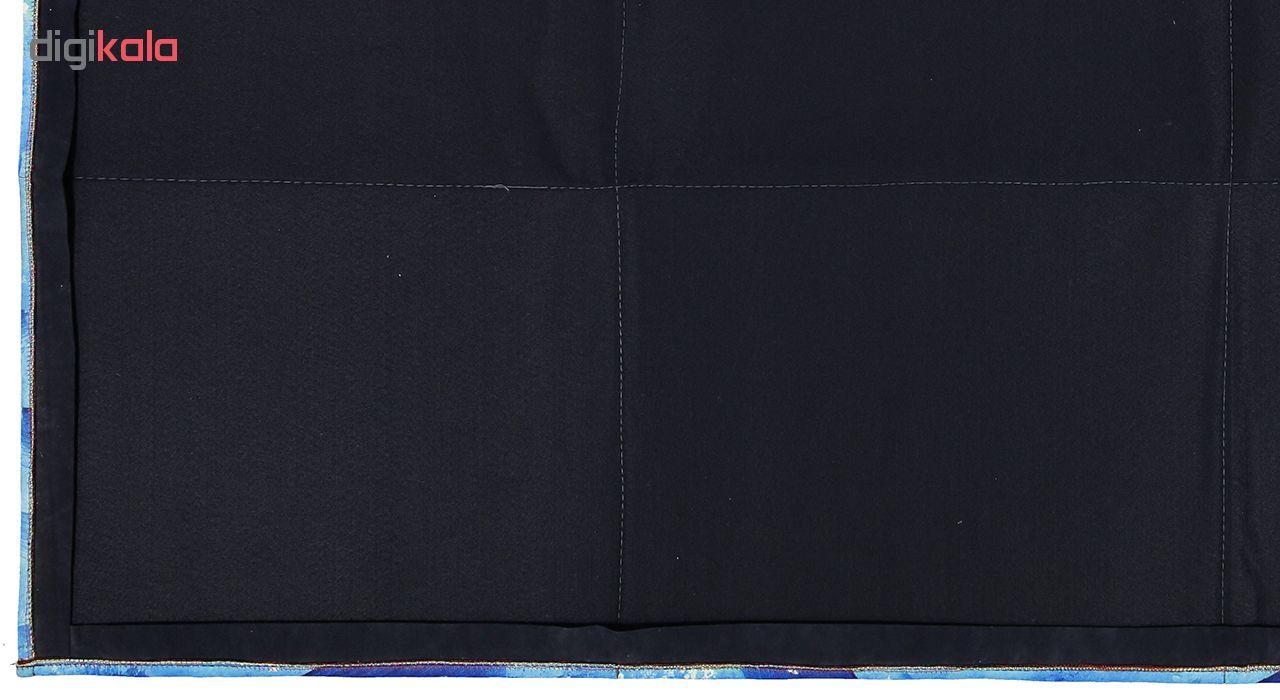 فرش پارچه ای گوشه سایز دو متر کد 12
