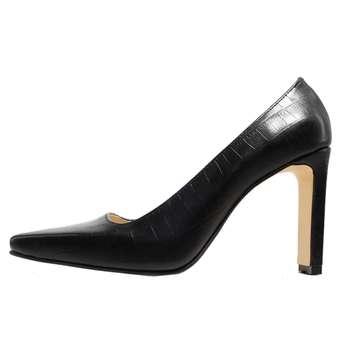 کفش زنانه چرم آرا مدل sh059 کد mk