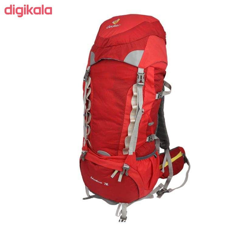کوله پشتی کوهنوردی 70 لیتری دیوتر مدل adventure main 1 2