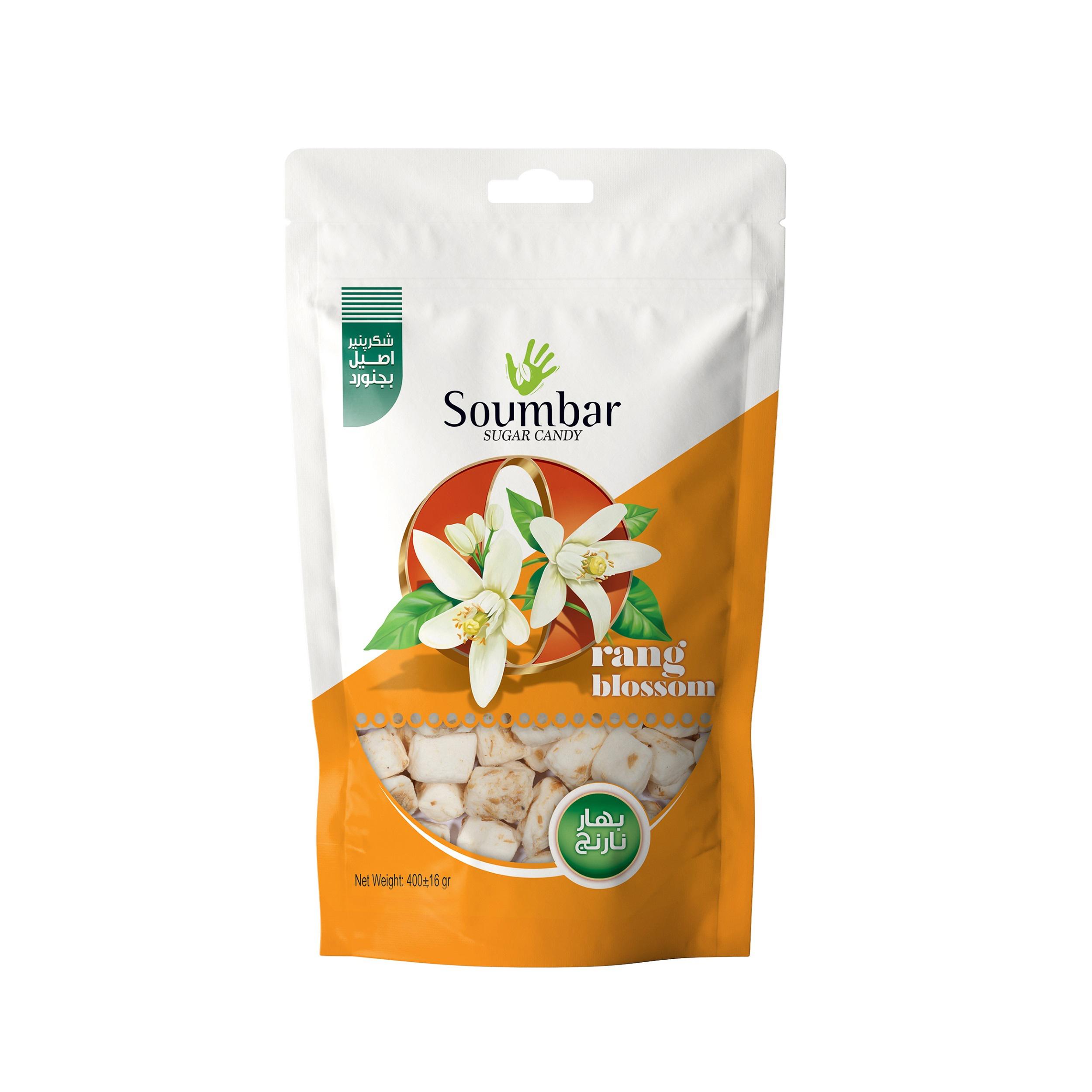 شکر پنیر بهار نارنج سومبار - 400 گرم