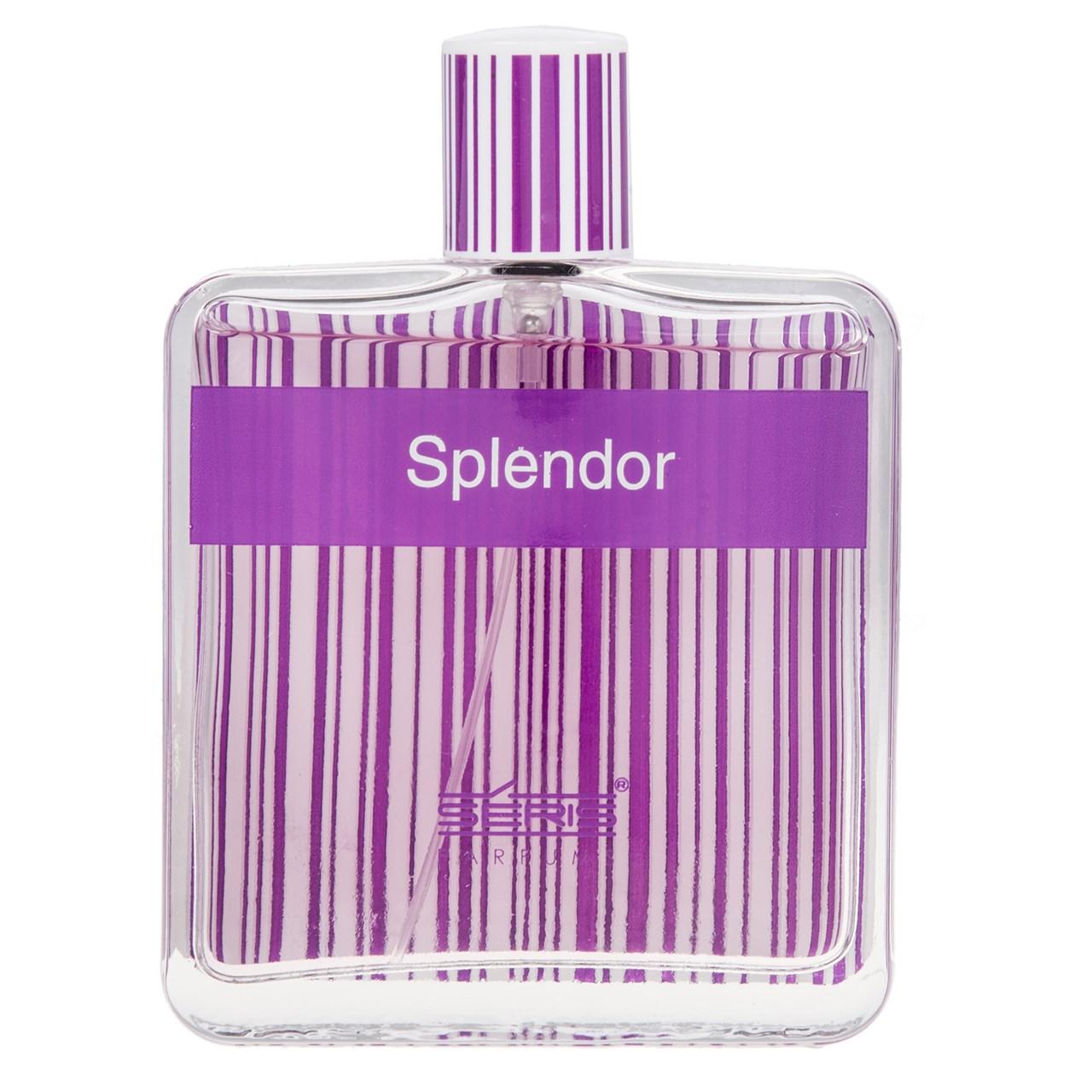 ادو پرفیوم مردانه سریس مدل Splendor Purple حجم 100 میلی لیتر