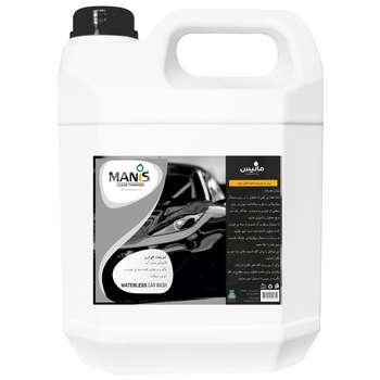کارواش بدون آب خودرو مانیس مدل WK4 حجم 4 لیتر