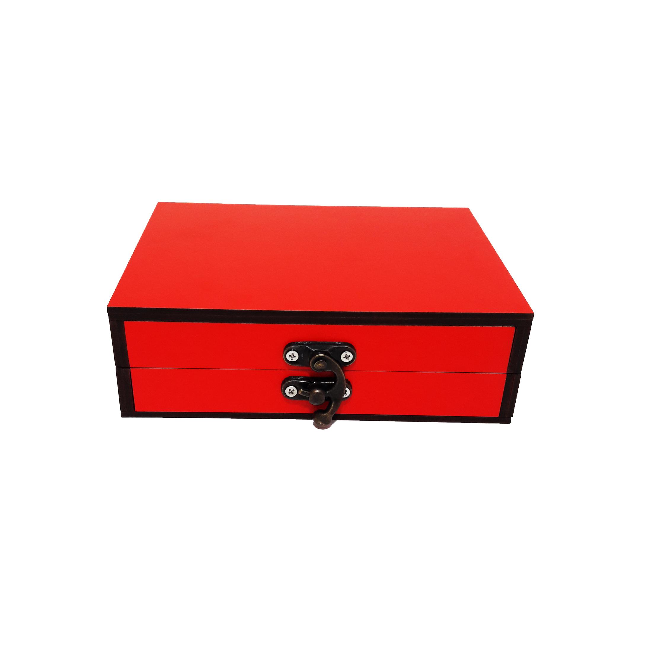 جعبه هدیه چوبی آیهان باکس مدل  12