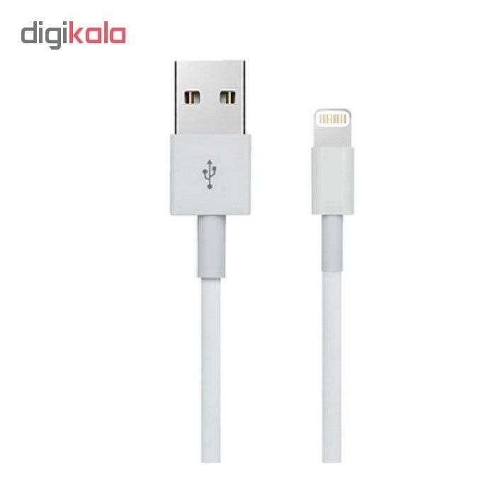 کابل تبدیل USB به لایتنینگ مدل ZM-826-0420-B طول 1 متر مناسب برای IPhone 8 main 1 1