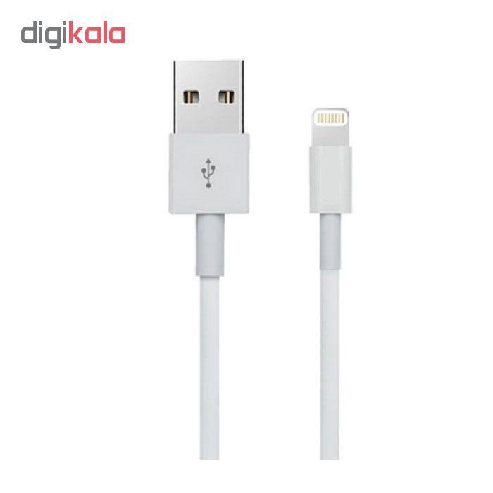 کابل تبدیل USB به لایتنینگ مدل ZM-826-0420-B طول 1 متر مناسب برای IPhone 7 main 1 1