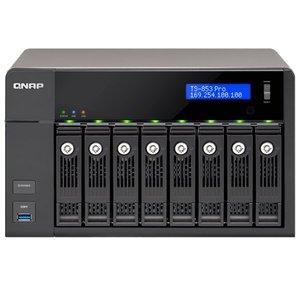 ذخیره ساز تحت شبکه کیونپ مدل TS-853 Pro بدون هارددیسک
