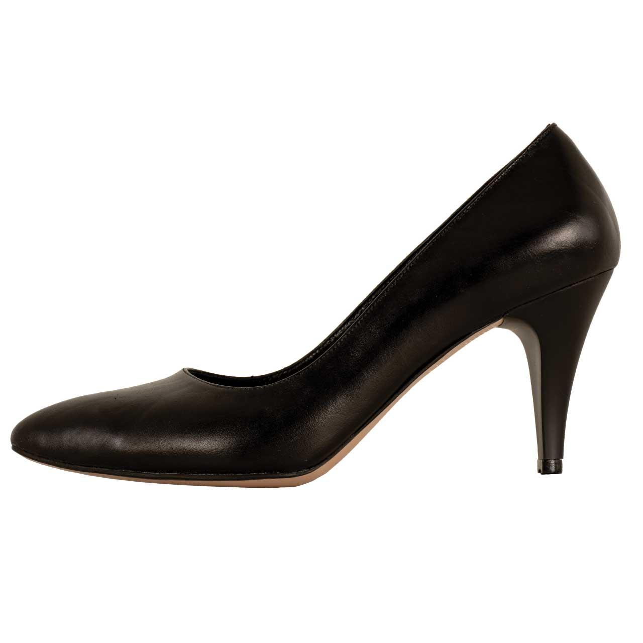 کفش زنانه پارینه چرم مدل show44