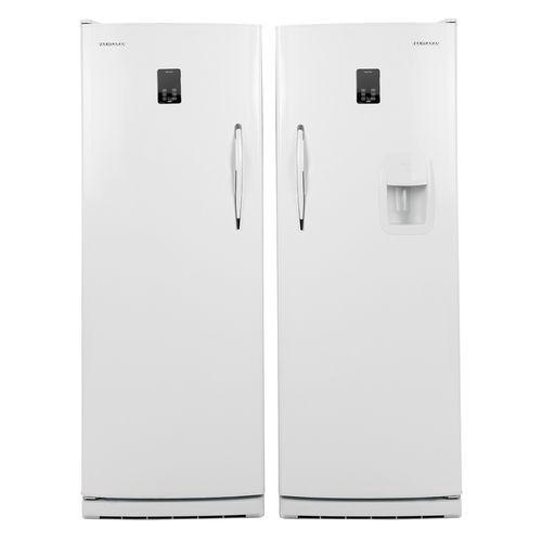 یخچال و فریزر دوقلو یخساران مدل 8001DW-8005D