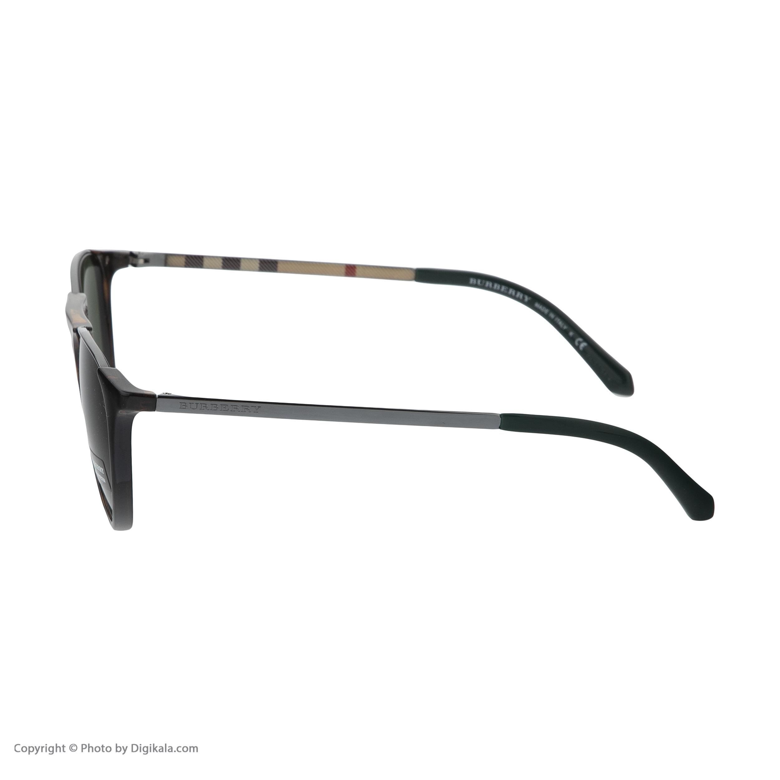 عینک آفتابی زنانه بربری مدل BE 4273S 300271 52 -  - 5