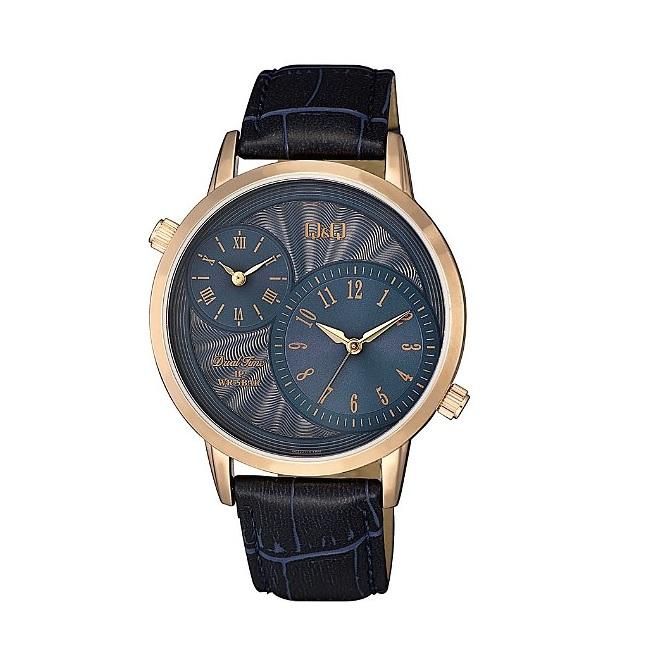 ساعت مچی عقربه ای مردانه کیو اند کیو مدل qz22j115y