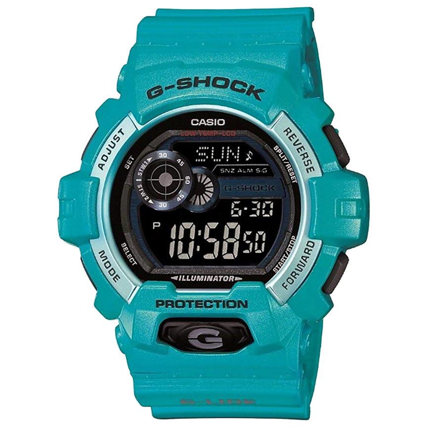 ساعت مچی دیجیتال مردانه کاسیو مدل جی شاک کد GLS-8900-2              👙